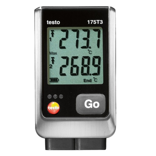 Testo 174 T (-30 to 70°C internal)