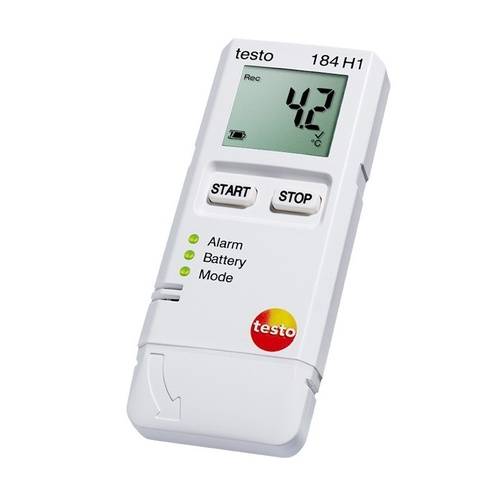 Testo 184 G1 (Temp/Humidity/Shock, unlimited)