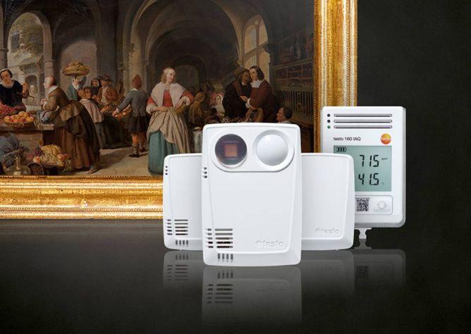 Testo 160 monitoring system WiFi
